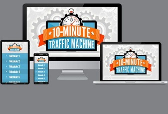 10 Minute Traffic Machine
