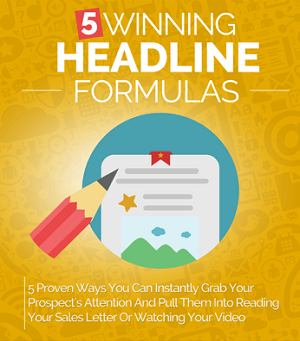 5 Winning Headlines Formulas