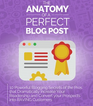 The Anatomy Of A Perfect Blog Post