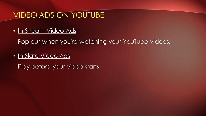 how to add ads to youtube video 2017