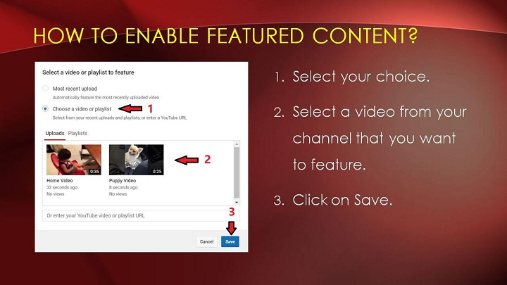 how-to-use-featured-videos
