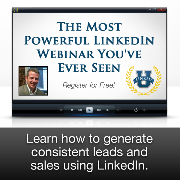 LinkedIn To Find Targeted Clients