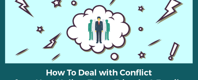 how to deal with conflict