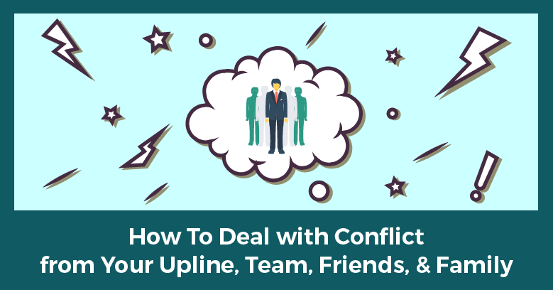 how to avoid conflict with friends